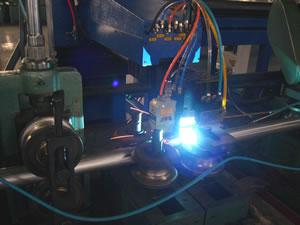 管材焊接机