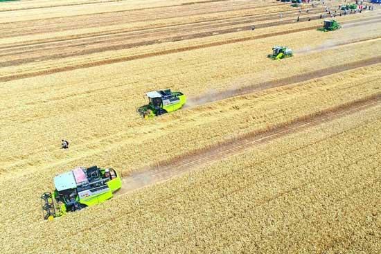 农业机械现代化,激光技术来帮忙