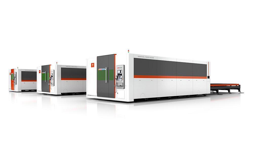 MARVEL系列光纖激光切割機