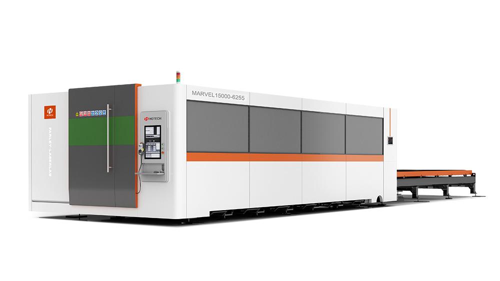 Marvel15000W光纖激光切割機