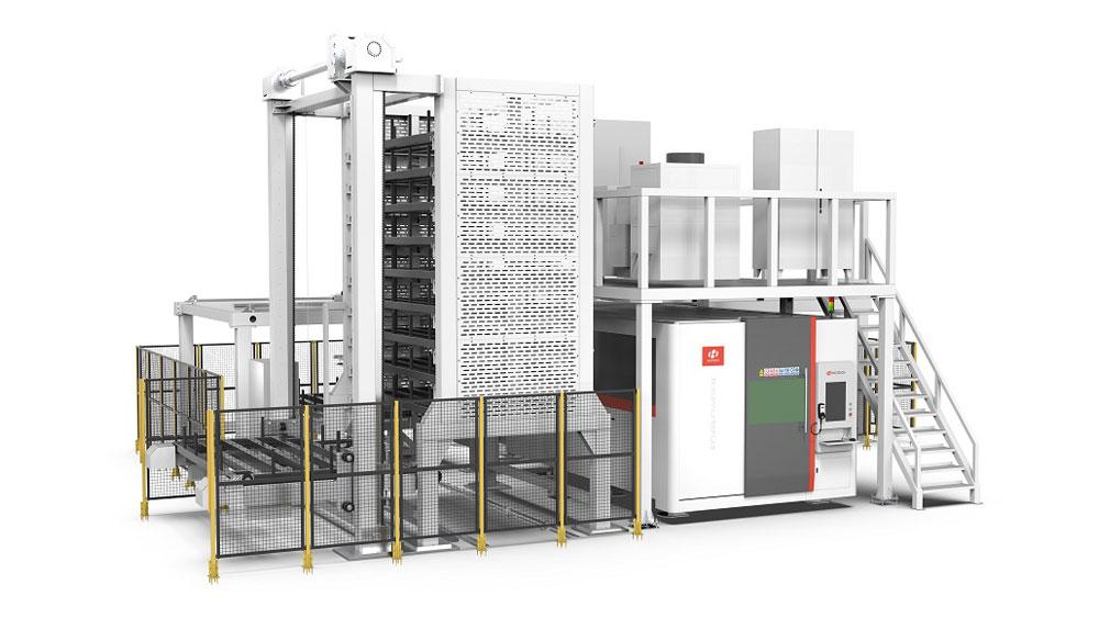 LCK系列激光切割柔性生產線(...